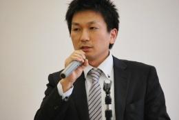 株式会社永和システムマネジメント 寺川領さん<入社9年目>